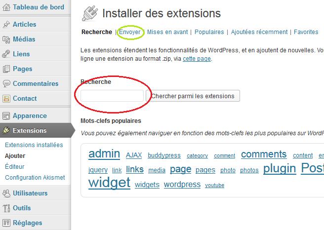 installer plugins