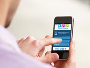 site responsive compatible mobile